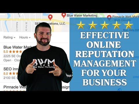 Effective Reputation Management Strategy