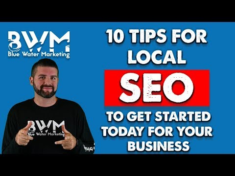10 Local SEO Tips To Get Started For Your Business