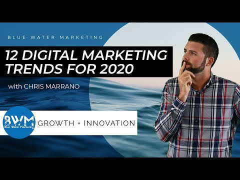13 Digital Marketing Trends For 2020 Growth