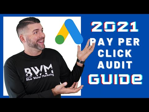 Pay Per Click Ads Audit For 2021