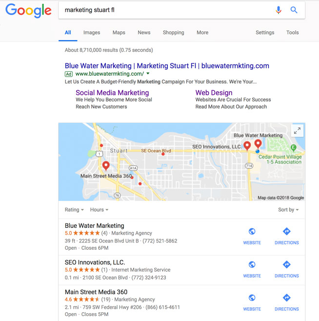 marketing company near me local seo image