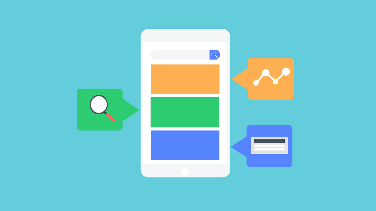 SEO and mobile responsiveness for web design
