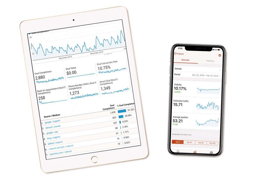 SEO-Analytics-&-Reporting