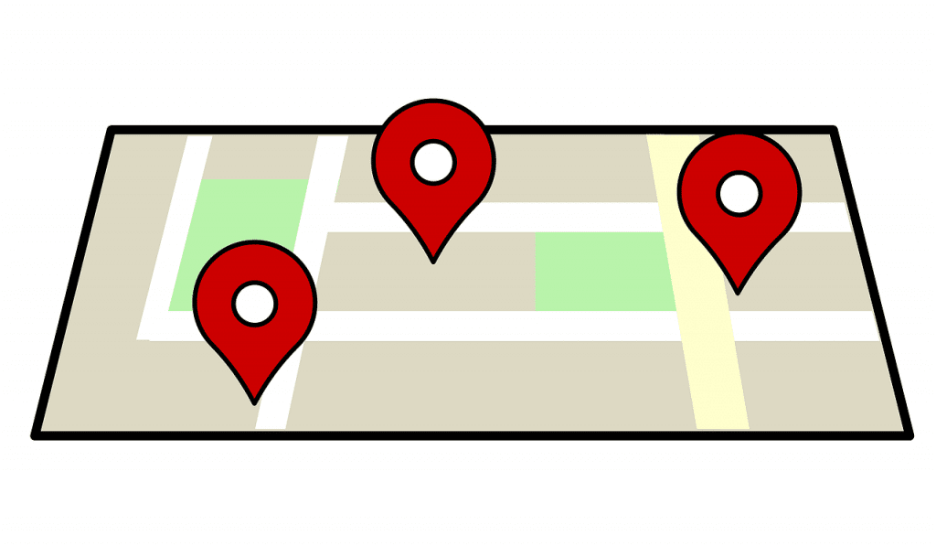 digital business, sitemaps and location