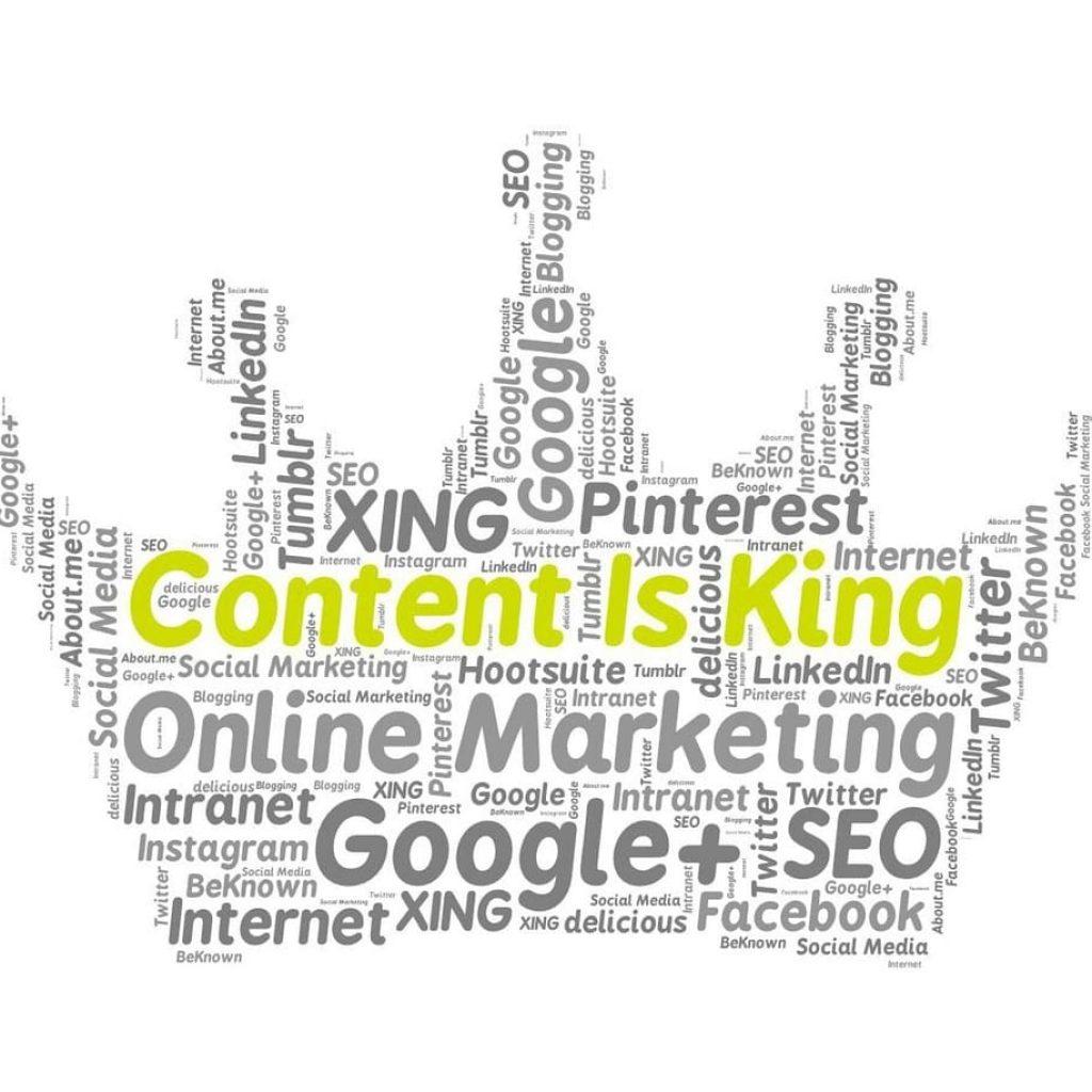 social media platforms and digital marketing community