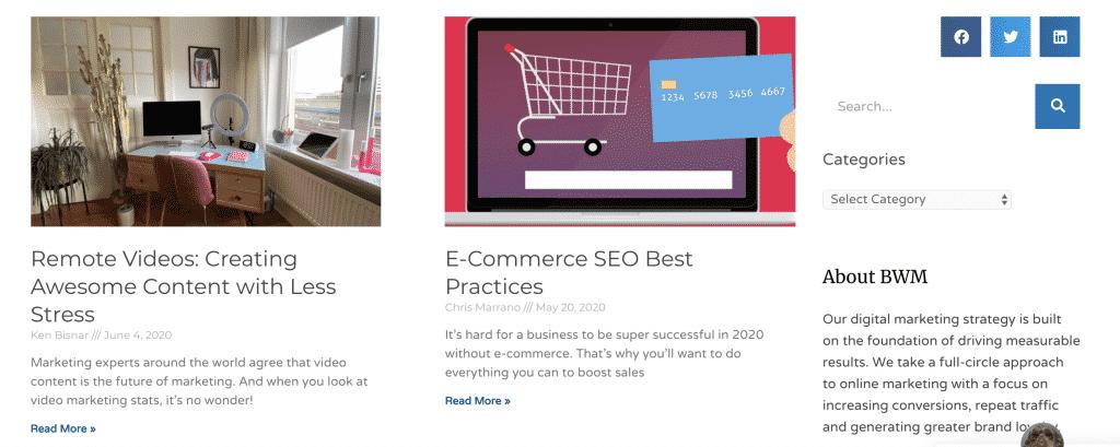 Content Marketing to Maximize Yoru Budget