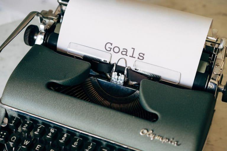 Setting up Content Marketing Goals